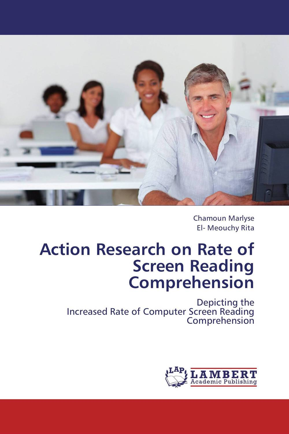 Action Research on Rate of Screen Reading Comprehension arial