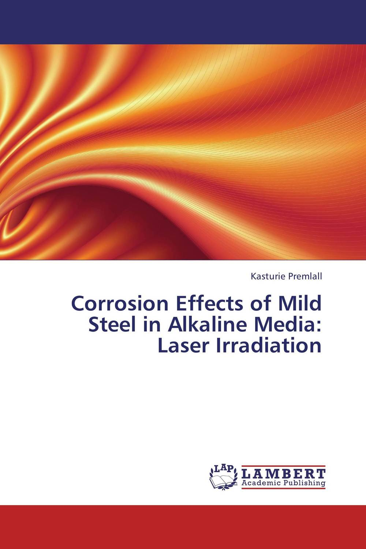 Corrosion Effects of Mild Steel in Alkaline Media: Laser Irradiation