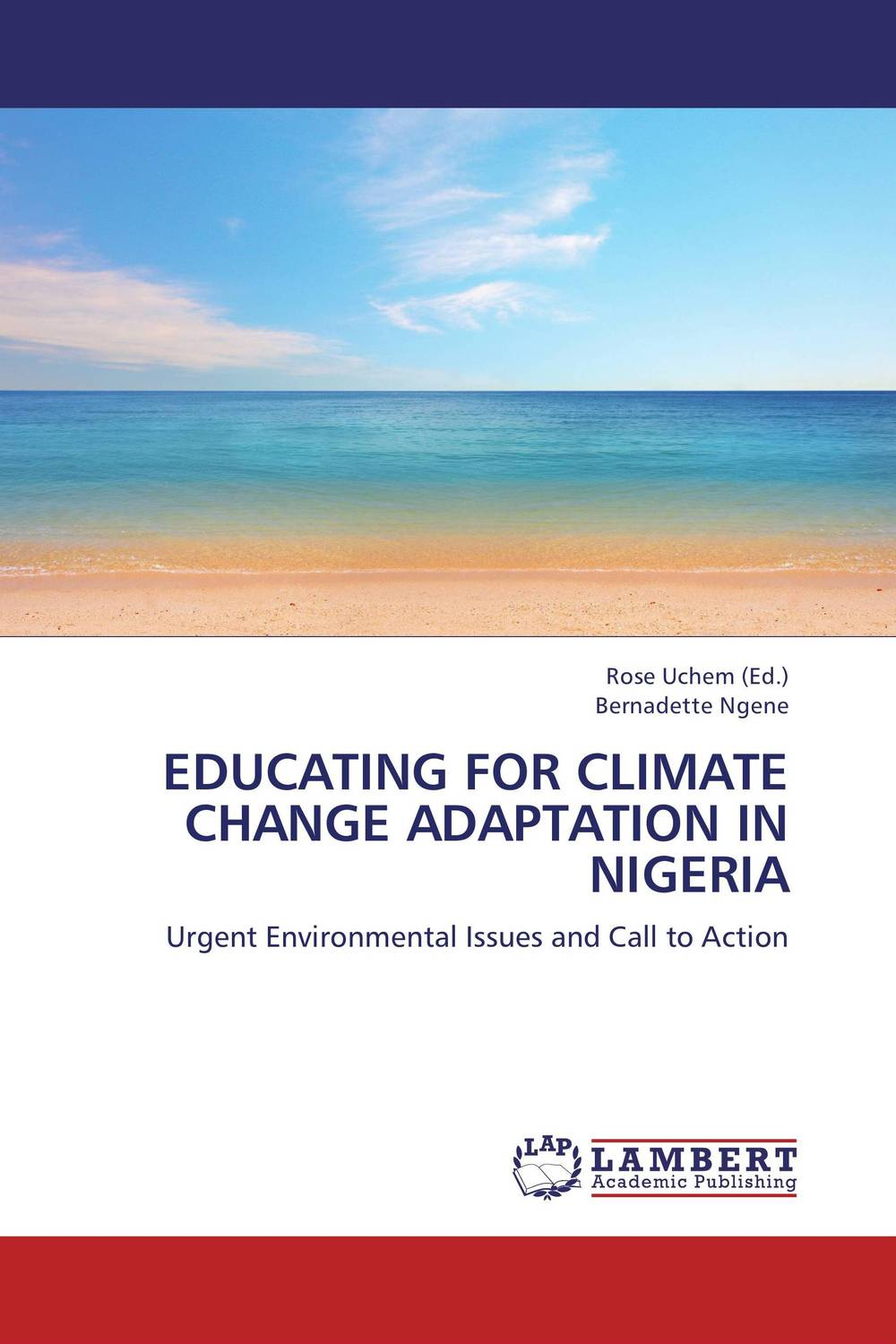 EDUCATING FOR CLIMATE CHANGE ADAPTATION IN NIGERIA imimole benedict exchange rate regimes and the demand for imports in nigeria 1970 2008
