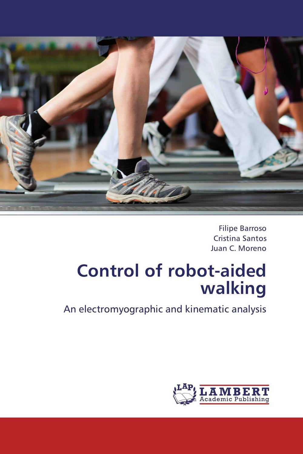 Control of robot-aided walking optimal and efficient motion planning of redundant robot manipulators