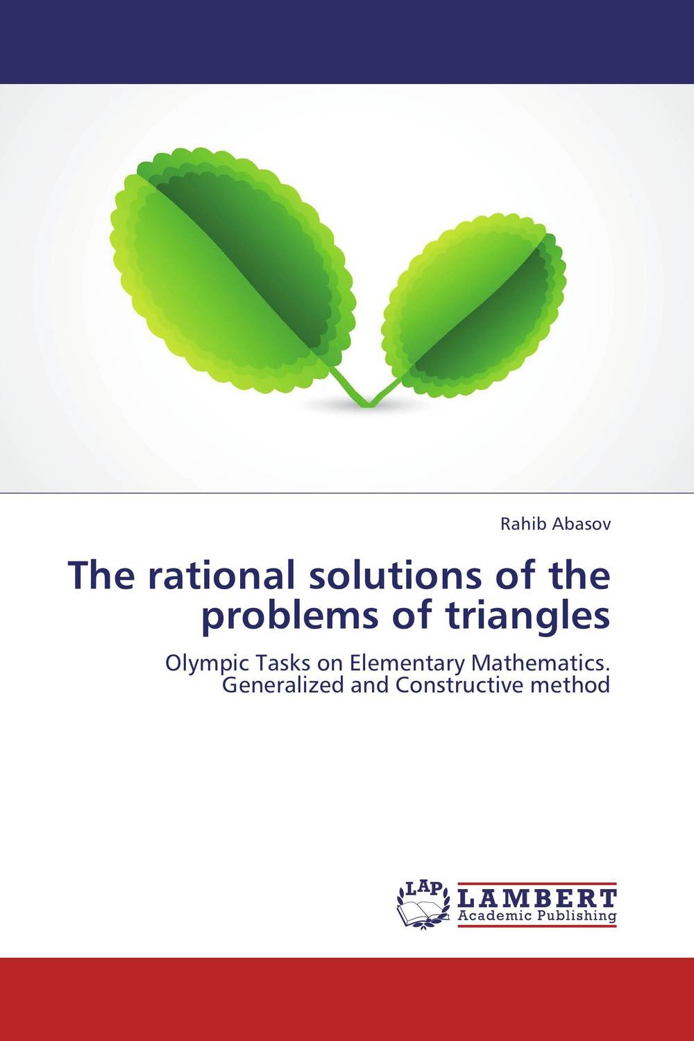 The rational solutions of the problems of triangles the thirteen problems