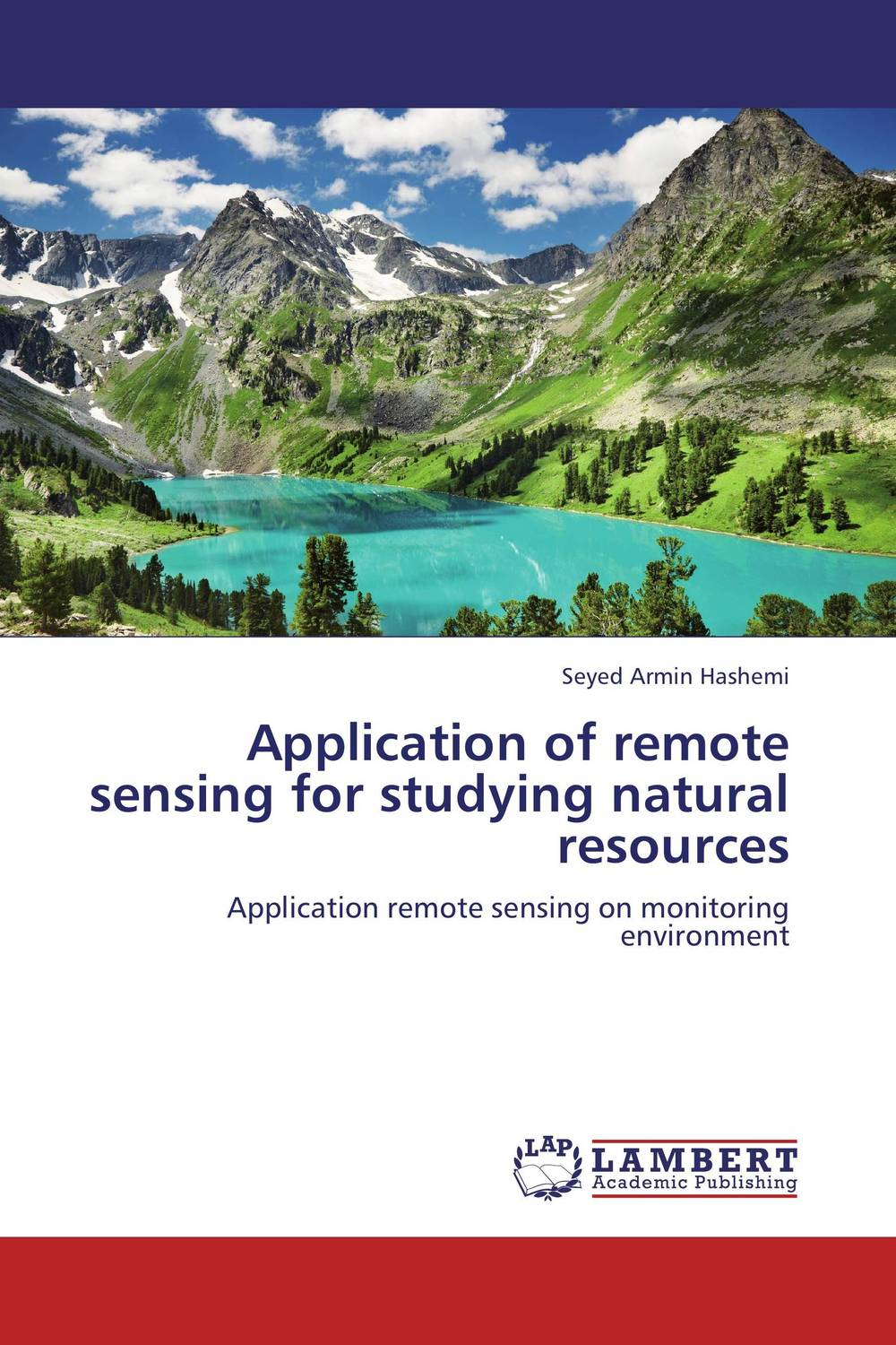 Application of remote sensing for studying natural resources remote sensing inversion problems and natural hazards asradvances in space research volume 21 3