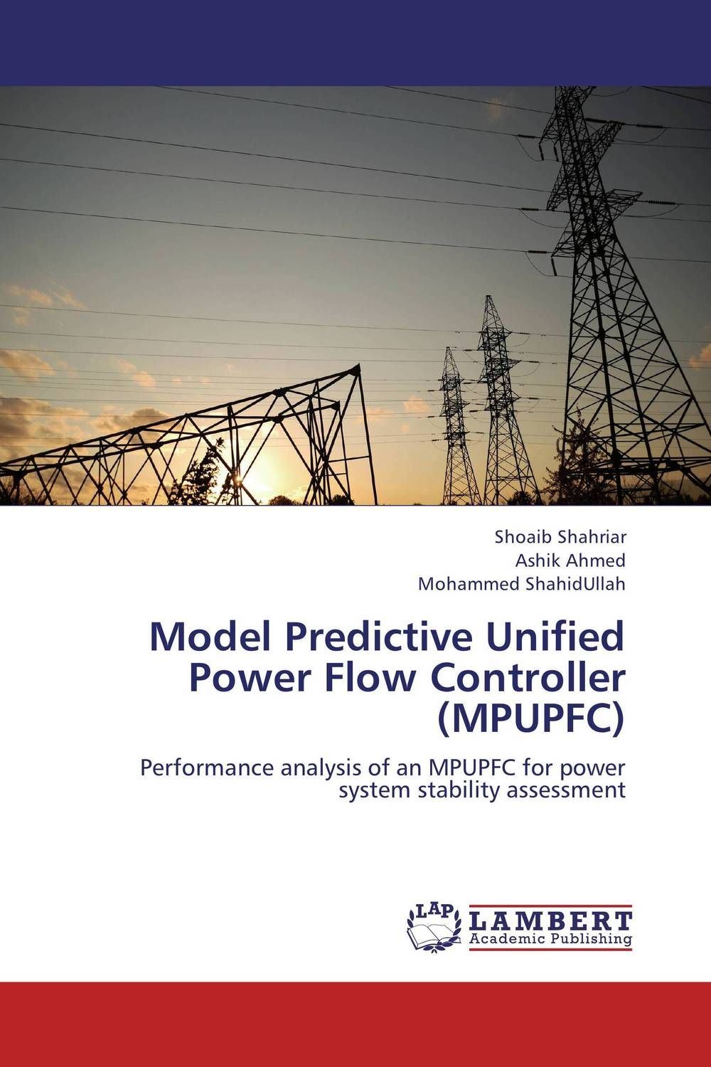 Model Predictive Unified Power Flow Controller (MPUPFC)