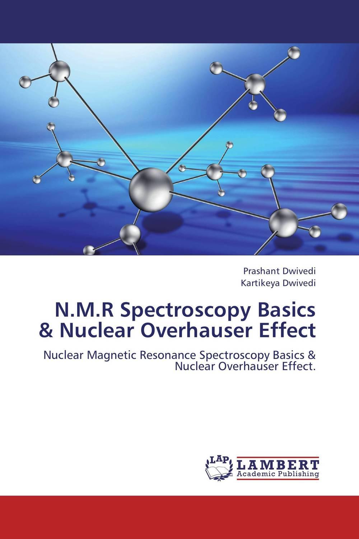 N.M.R Spectroscopy Basics & Nuclear Overhauser Effect applied spectroscopy