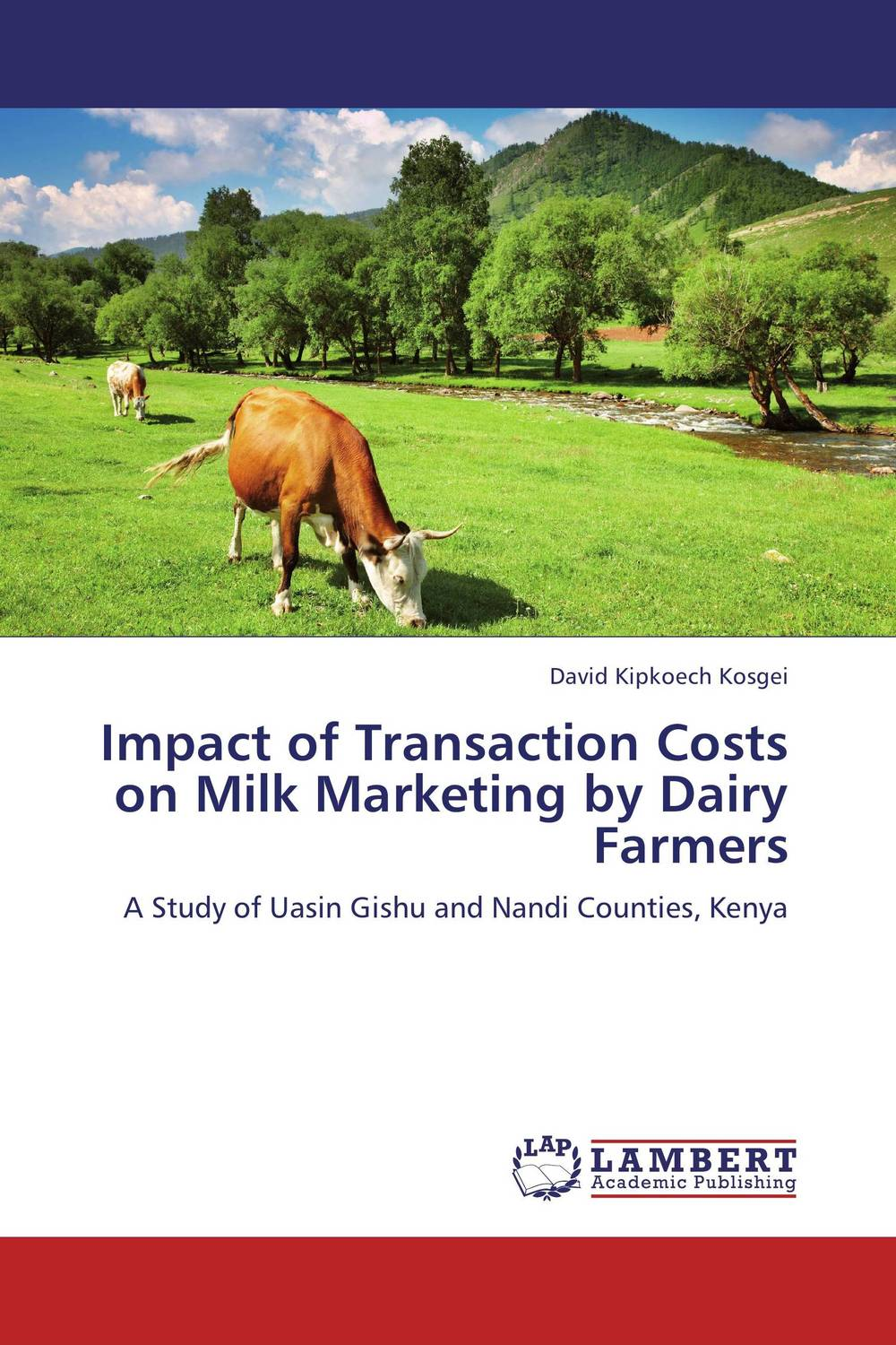Impact of Transaction Costs on Milk Marketing by Dairy Farmers p k rao the economics of transaction costs theory methods and applications
