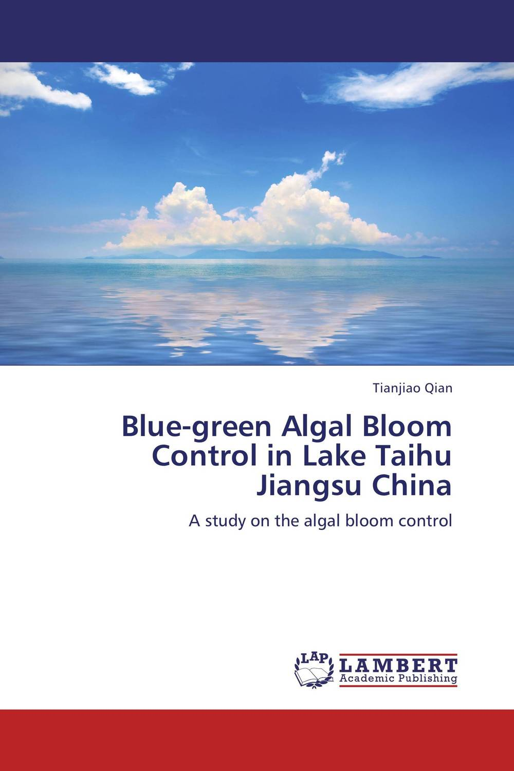Blue-green Algal Bloom Control in Lake Taihu Jiangsu China algal blooms at north delta egypt