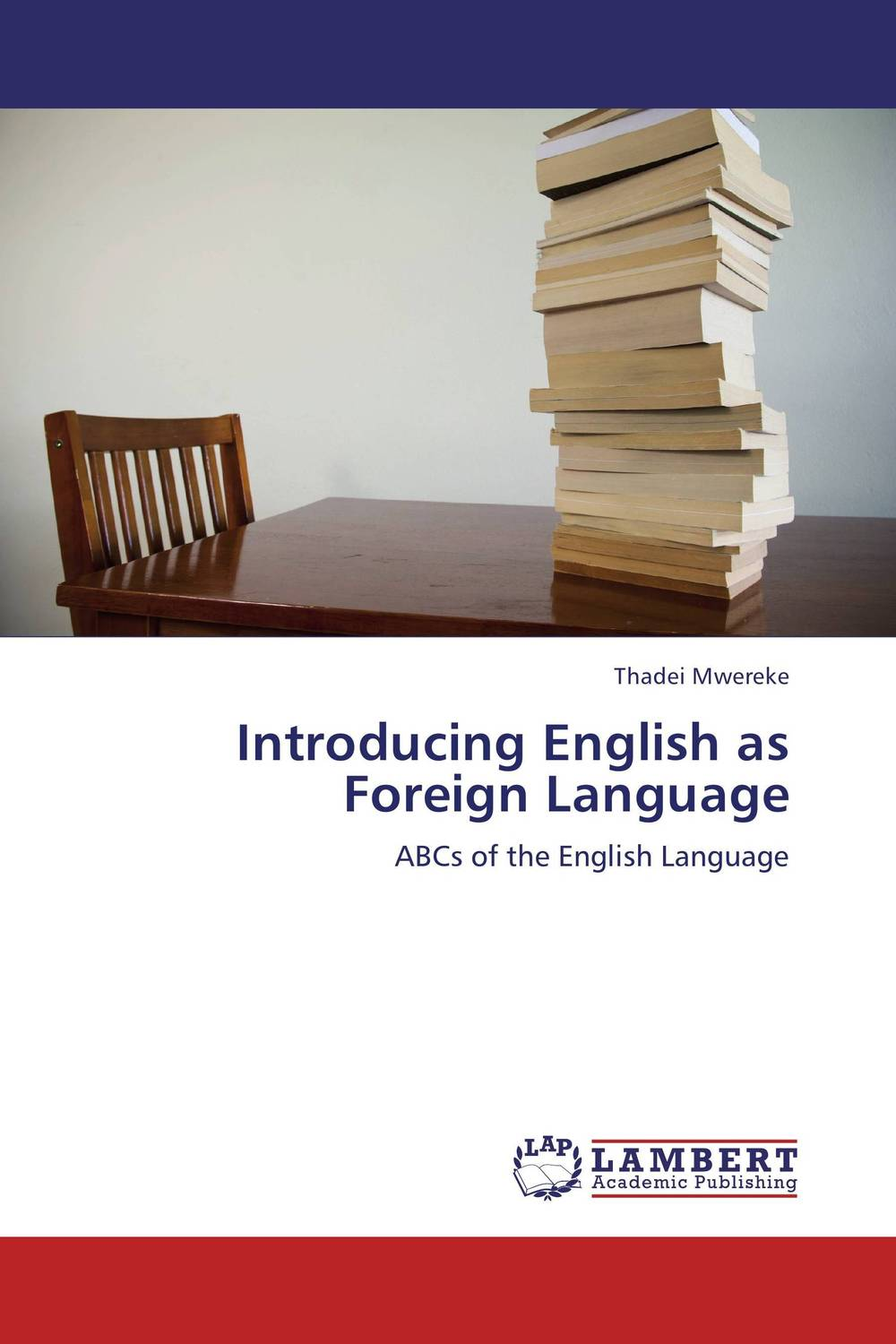 Introducing English as Foreign Language learning how to read in english as a foreign language