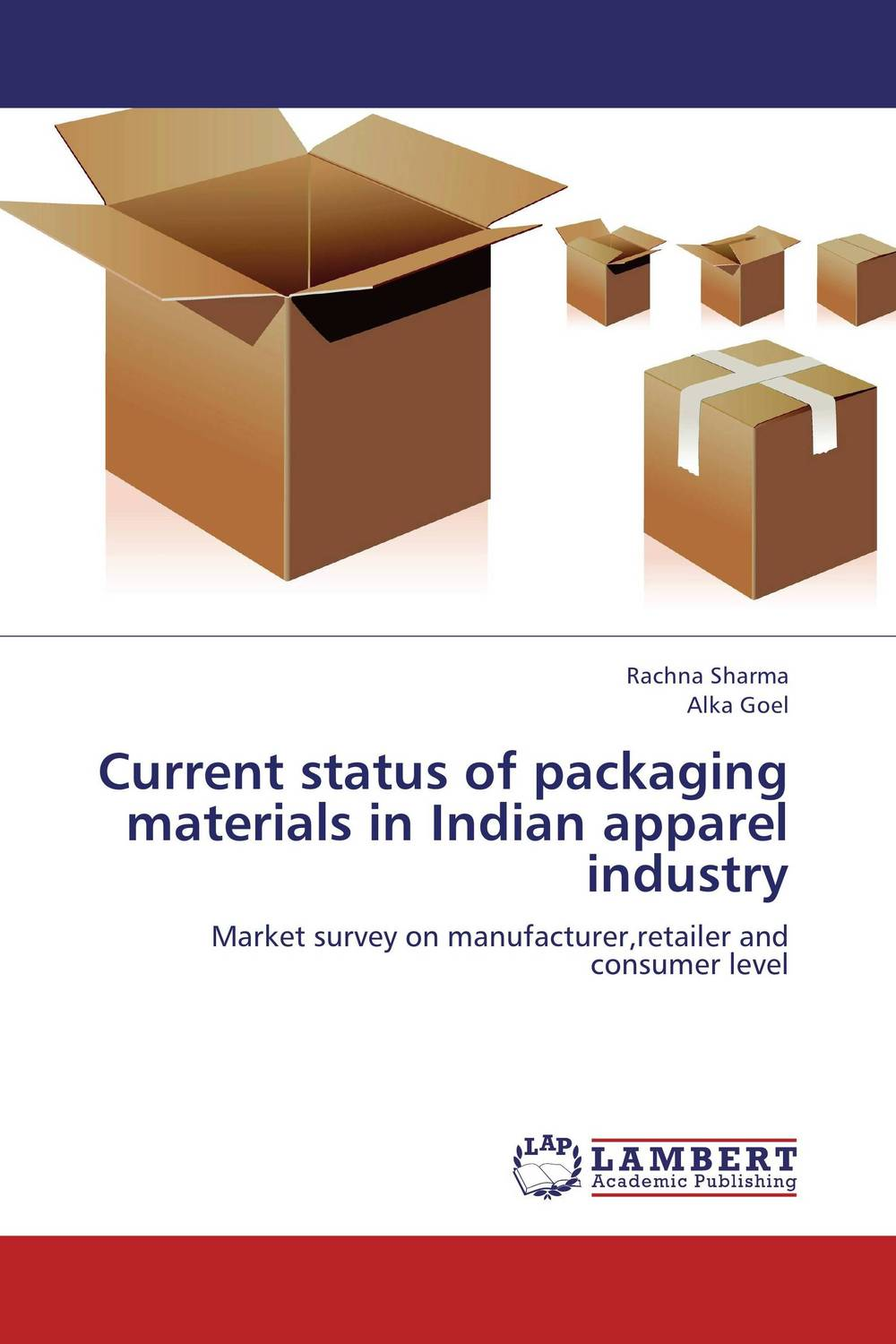 Current status of packaging materials in Indian apparel industry