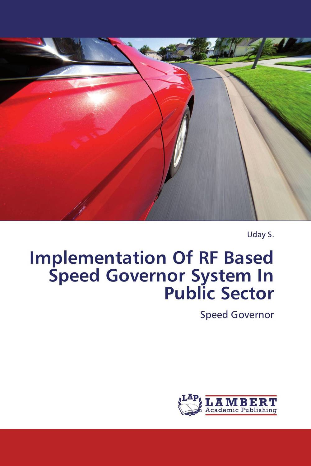 Implementation Of RF Based Speed Governor System In Public Sector the zone