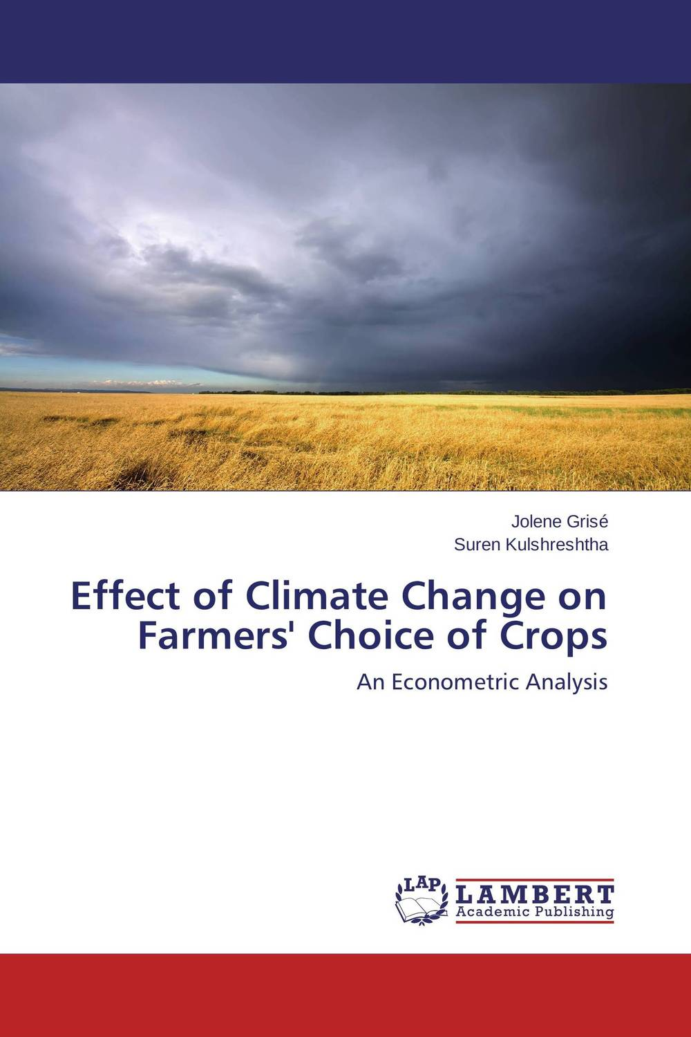 Effect of Climate Change on Farmers' Choice of Crops tuarira mtaita and itai mutukwa mushroom a crop of choice