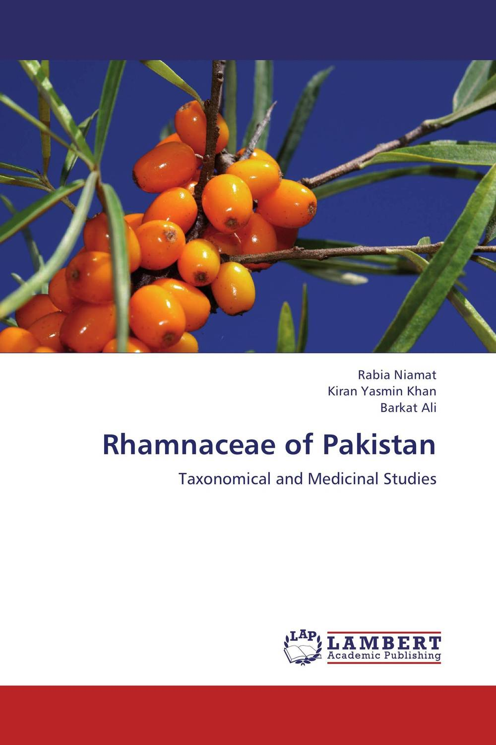 Rhamnaceae of Pakistan anatomy of a disappearance