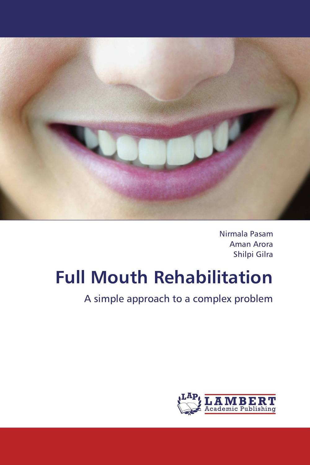 Full Mouth Rehabilitation joan holub the pizza that we made