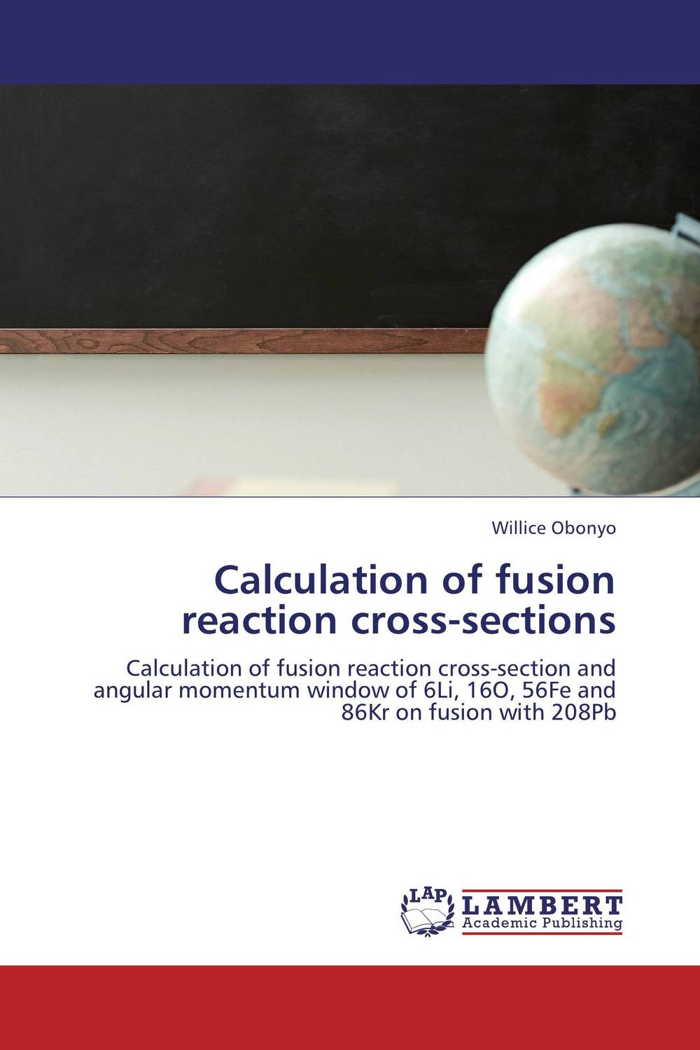 Calculation of fusion reaction cross-sections handbook of the exhibition of napier relics and of books instruments and devices for facilitating calculation