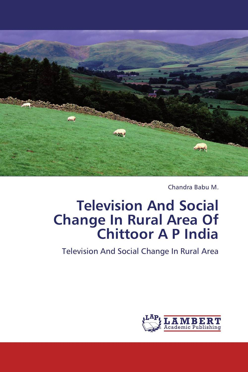 Television And Social Change In Rural Area Of Chittoor A P India bender community and social change in america