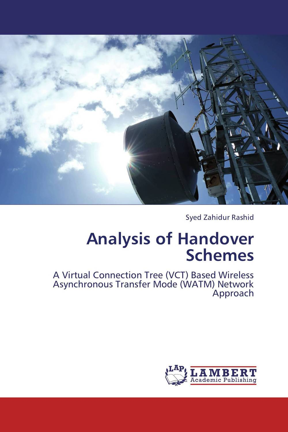 Analysis of Handover Schemes mohamed h m nerma traffic and congestion control in atm network