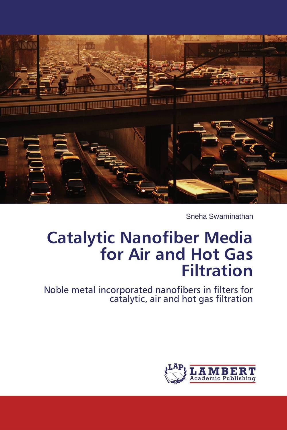 Catalytic Nanofiber Media for Air and Hot Gas Filtration