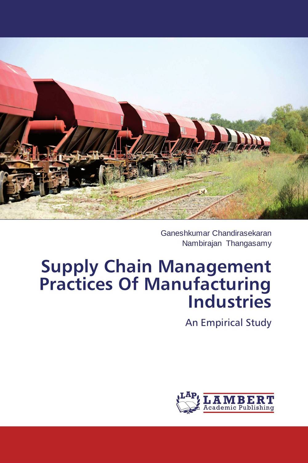 Supply Chain Management Practices Of Manufacturing Industries vengadasan govindasamy sustainable supply chain management practices