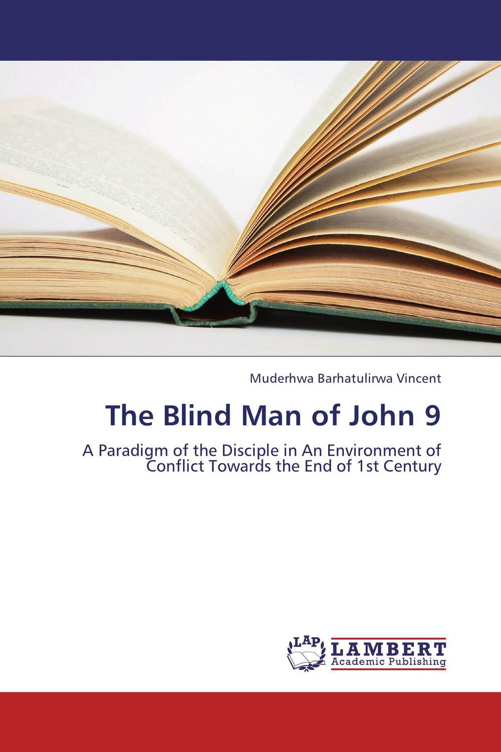 The Blind Man of John 9 darkness and light