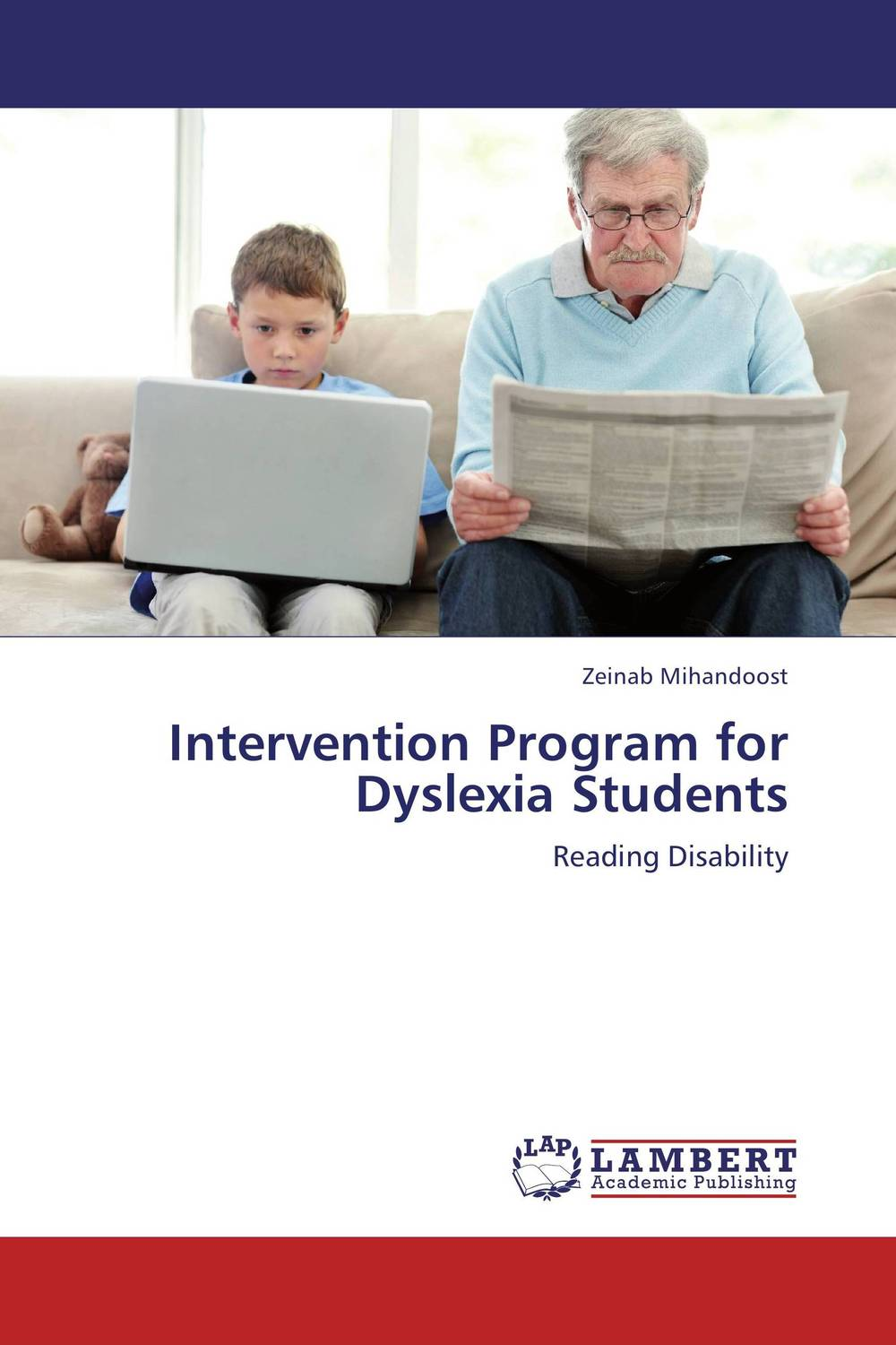 Intervention Program for Dyslexia Students reading