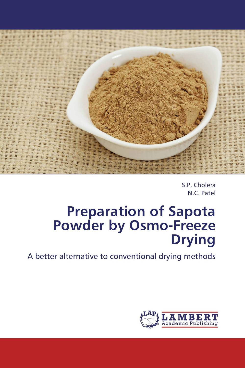 Preparation of Sapota Powder by Osmo-Freeze Drying effect of drying methods on biochemical composition of black tea