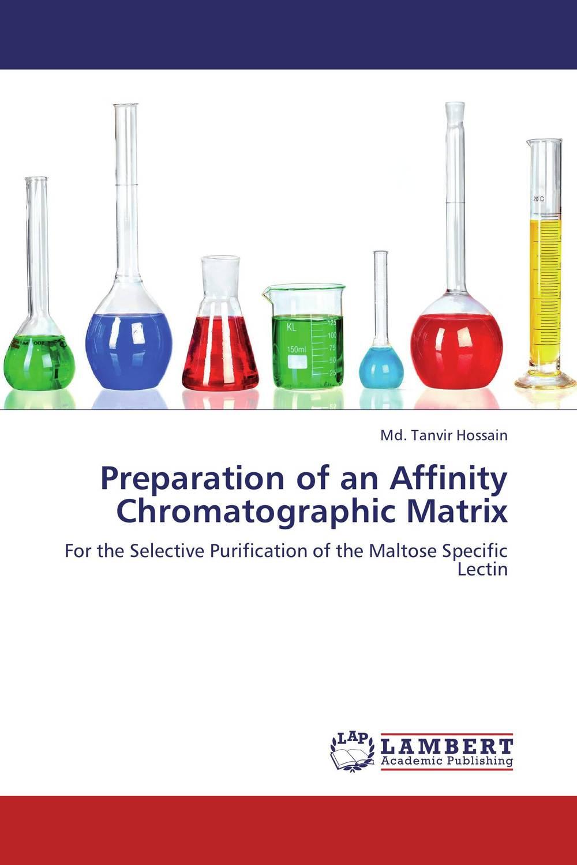 Preparation of an Affinity Chromatographic Matrix ravi maddaly madhumitha haridoss and sai keerthana wuppalapati aggregates of cell lines on agarose hydrogels