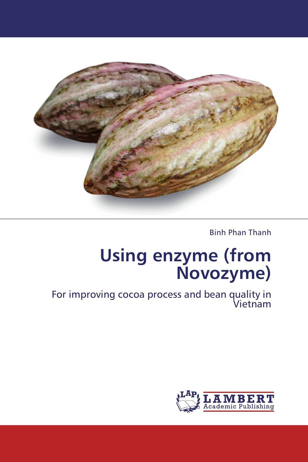 Using enzyme (from Novozyme) using enzyme from novozyme