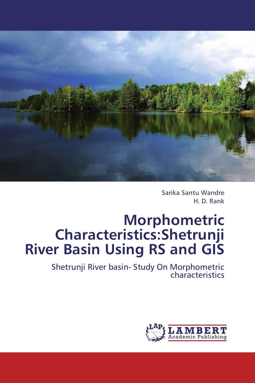 Morphometric Characteristics:Shetrunji River Basin Using RS and GIS flora from the inferior basin of motru river