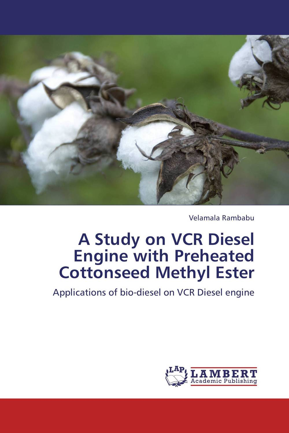 A Study on VCR Diesel Engine with Preheated Cottonseed Methyl Ester купить