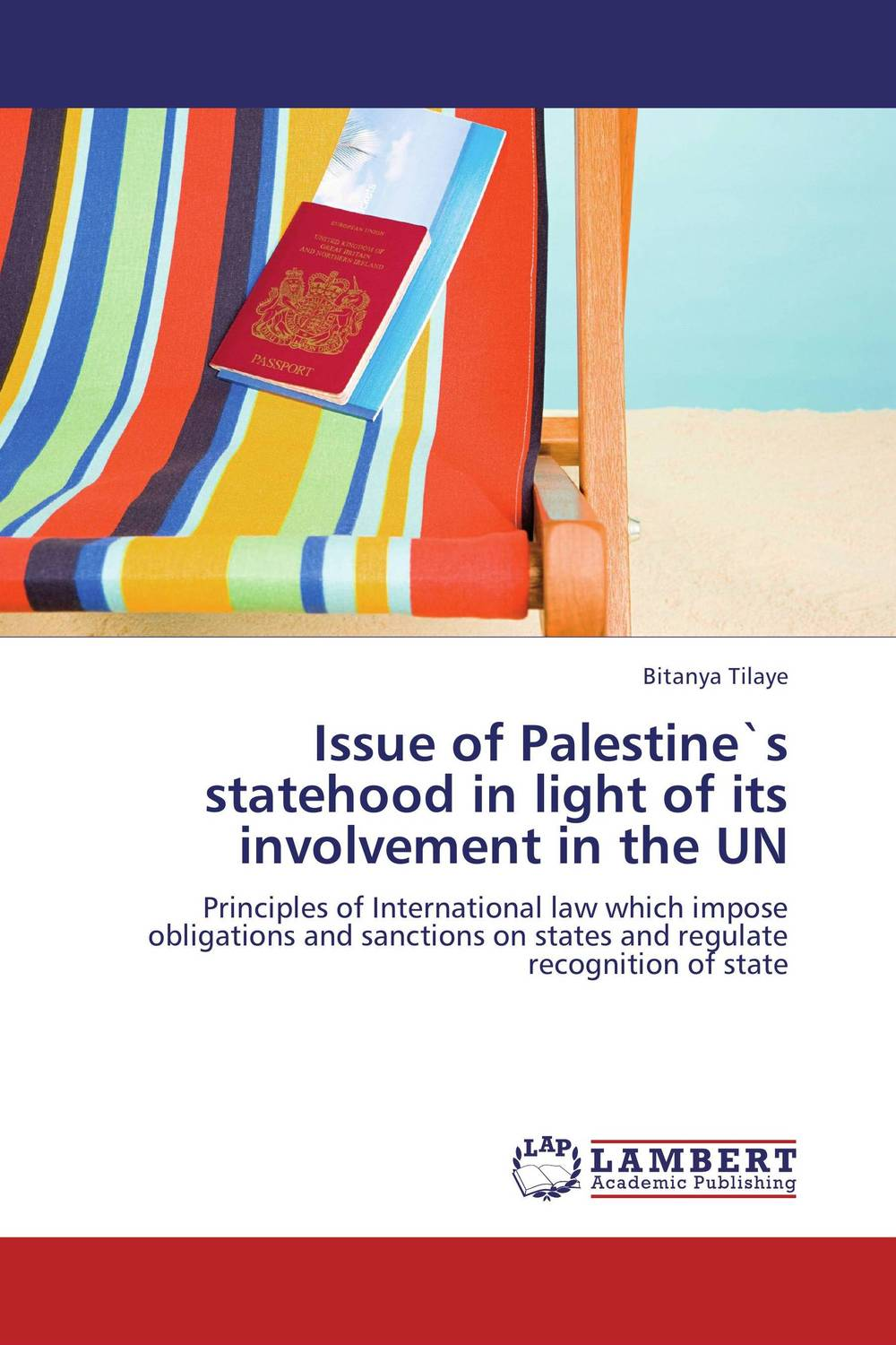 Issue of Palestine`s statehood in light of its involvement in the UN space and mobility in palestine