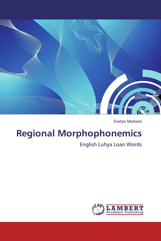 Regional Morphophonemics sociobiogenetic linguistics