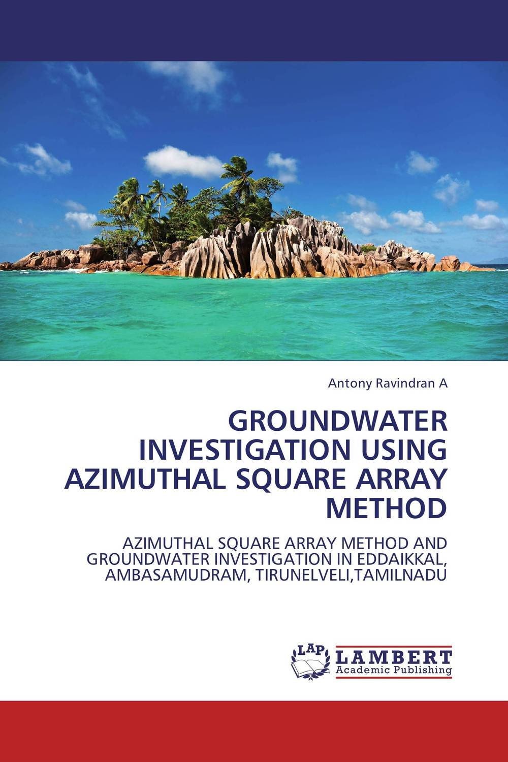 GROUNDWATER INVESTIGATION USING AZIMUTHAL SQUARE ARRAY METHOD the conference of the birds a study of farid ud din attars poem using jali diwani calligraphy