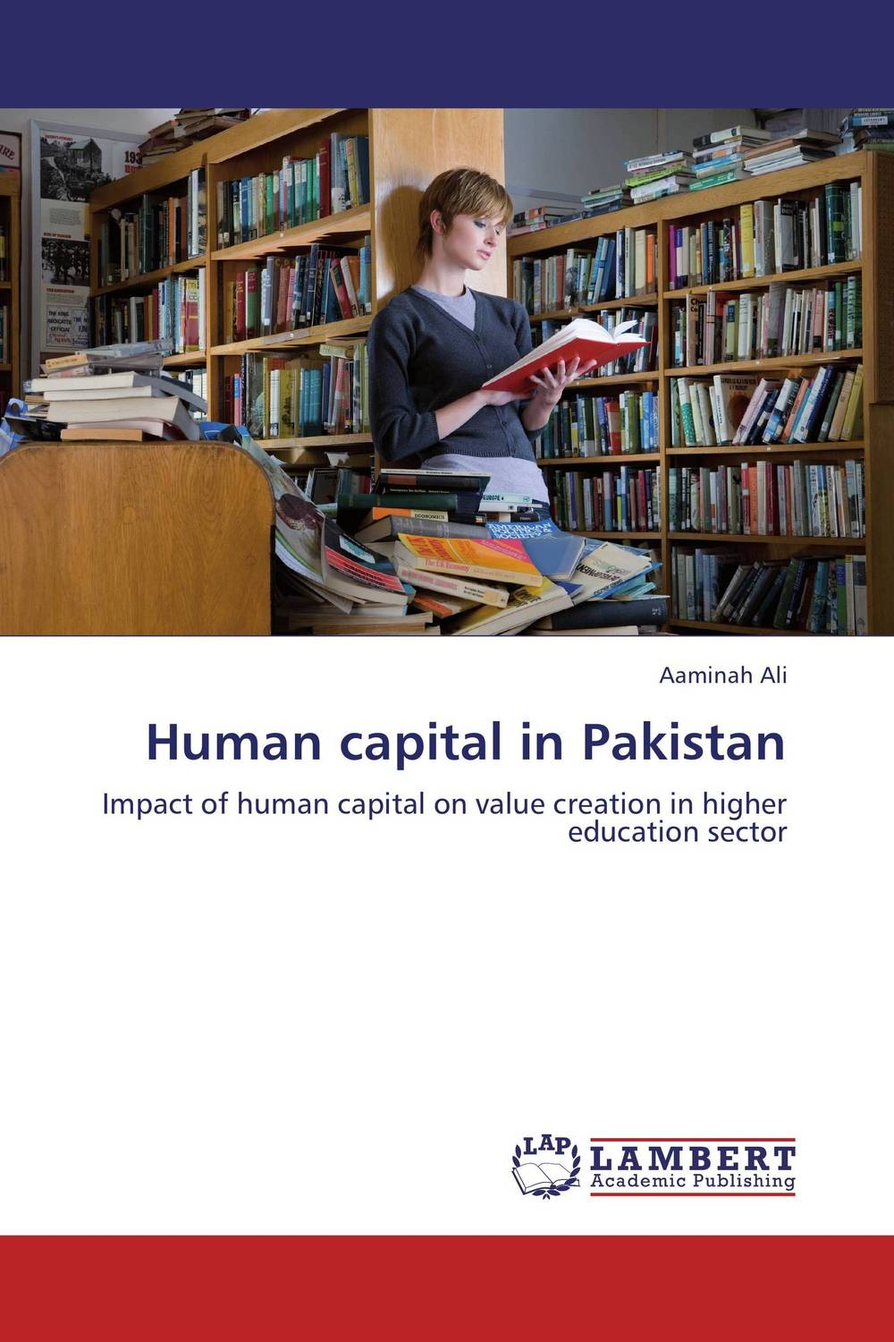 Human capital in Pakistan trends in human performance research