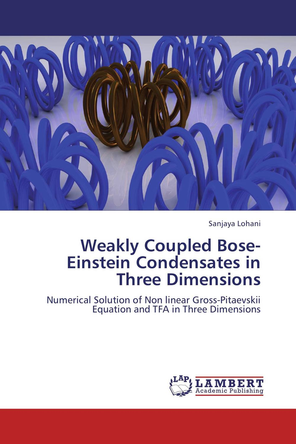 Weakly Coupled Bose-Einstein Condensates in Three Dimensions