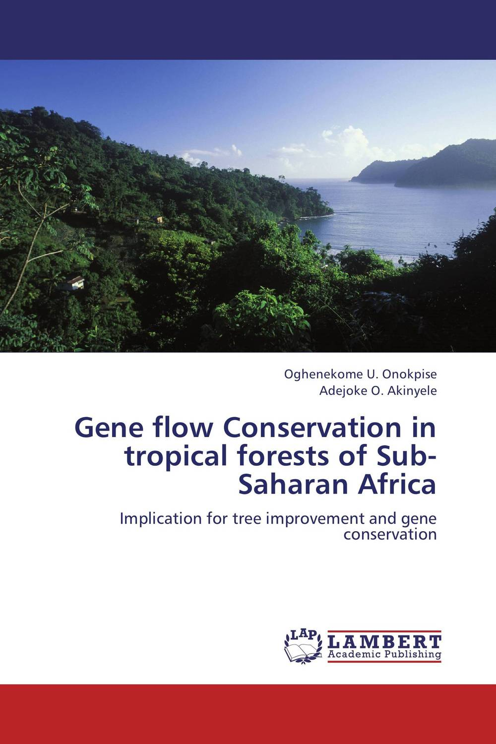 все цены на Gene flow Conservation in tropical forests of Sub-Saharan Africa