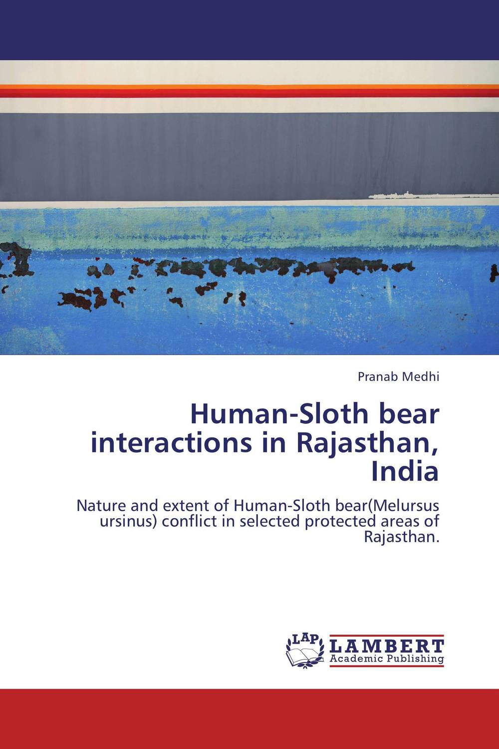 Human-Sloth bear interactions in Rajasthan, India an unknown treasure in rajasthan the bundi wall paintings