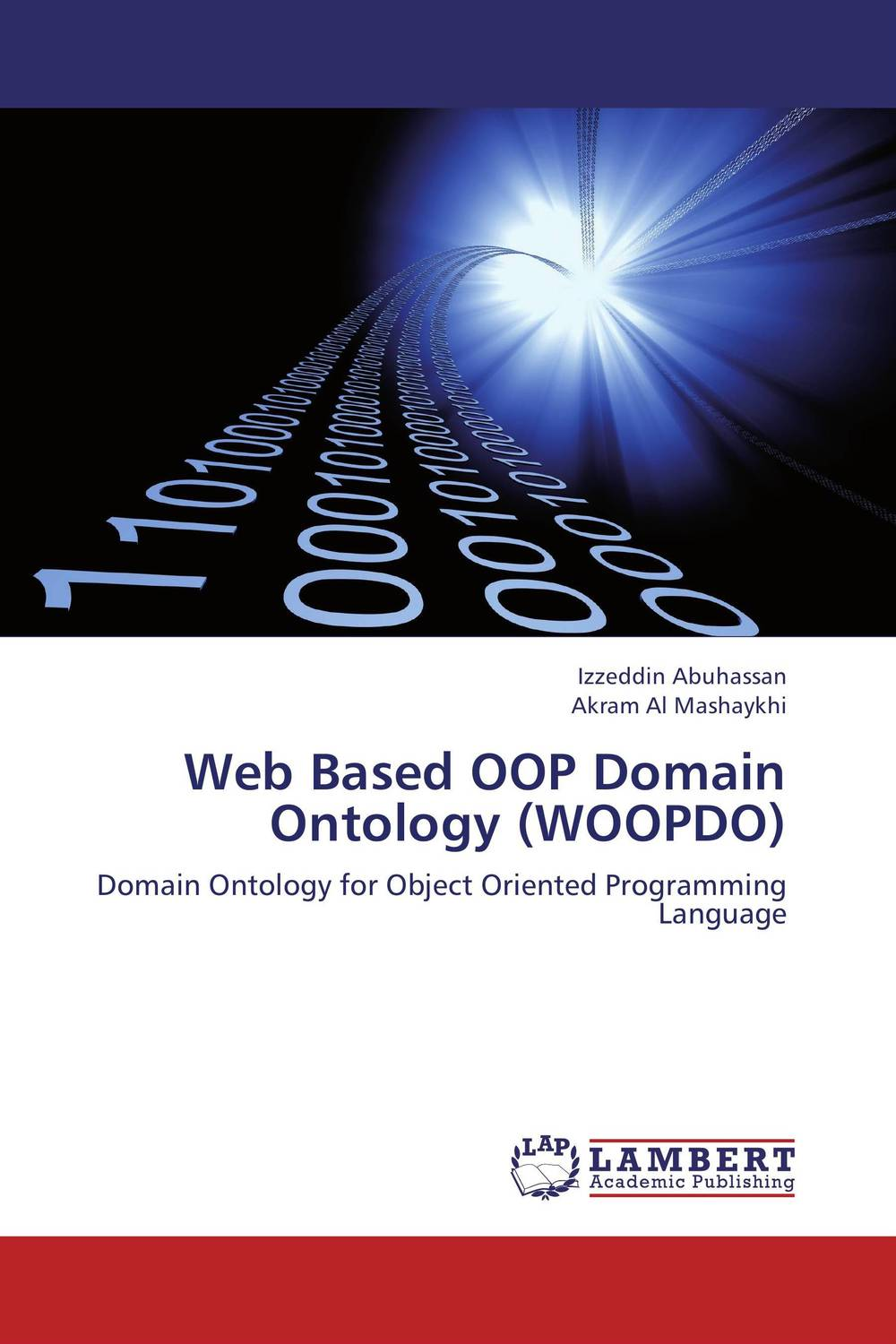 Web Based OOP Domain Ontology (WOOPDO) clustering information entities based on statistical methods