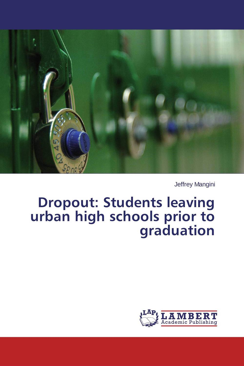 Dropout: Students leaving urban high schools prior to graduation role of school leadership in promoting moral integrity among students