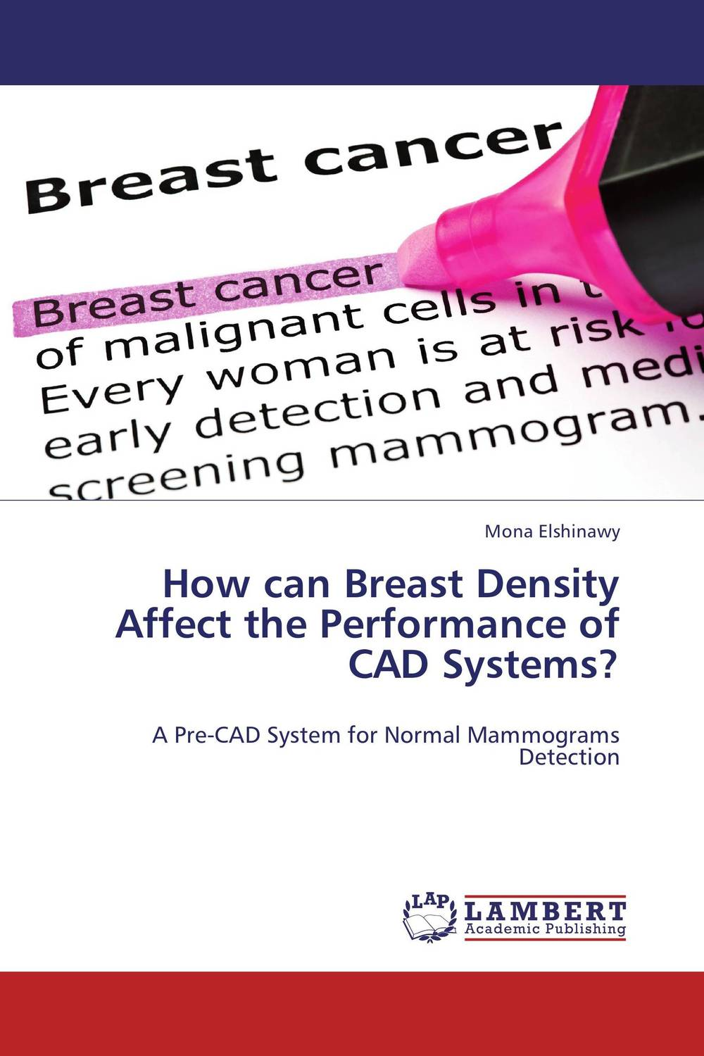 How can Breast Density Affect the Performance of CAD Systems? detection of breast cancer microcalcifications in mammograms