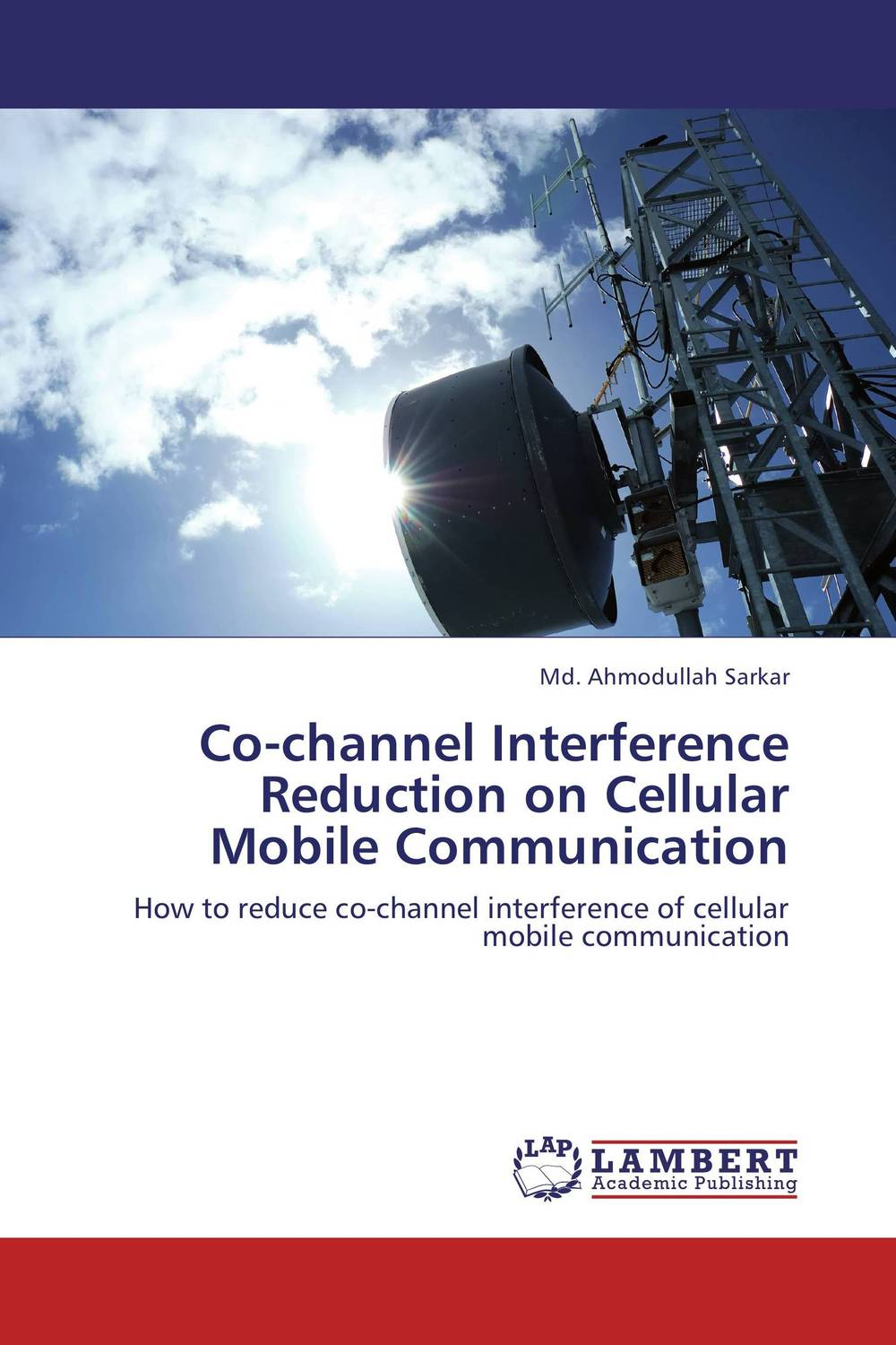 Co-channel Interference Reduction on Cellular Mobile Communication