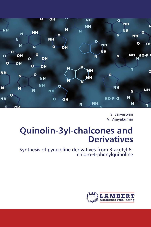 Quinolin-3yl-chalcones and Derivatives  цена и фото