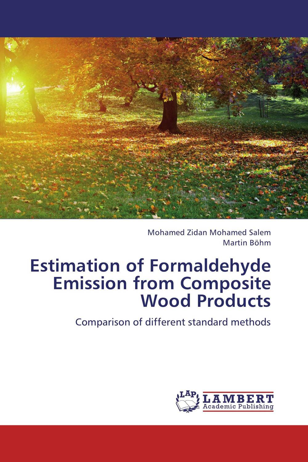 Estimation of Formaldehyde Emission from Composite Wood Products effect of different priming methods on seed quality of china aster