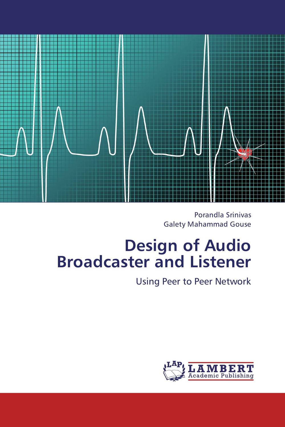 Design of Audio Broadcaster and Listener who controls the internet illusions of a borderless world