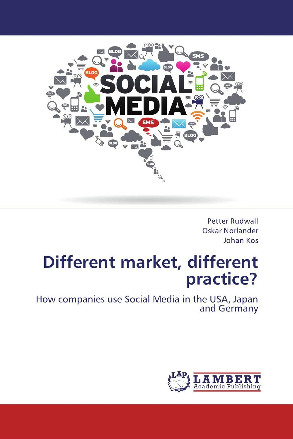 Different market, different practice? social media usage among emirati digital natives