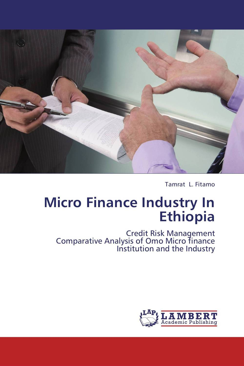 Micro Finance Industry In Ethiopia micro finance in india