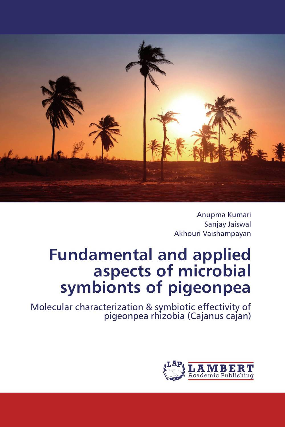 Fundamental and applied aspects of microbial symbionts of pigeonpea diversity of trigonella in india