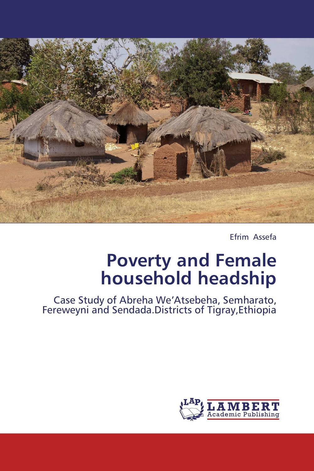 Poverty and Female household headship