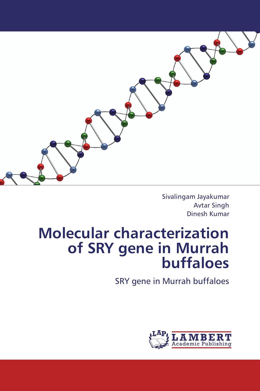 Molecular characterization of SRY gene in Murrah buffaloes therapeutic efficiency of norgestomet and pmsg in anestrous buffaloes