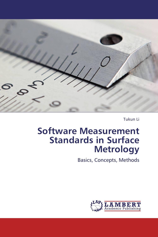 Software Measurement Standards in Surface Metrology metrology
