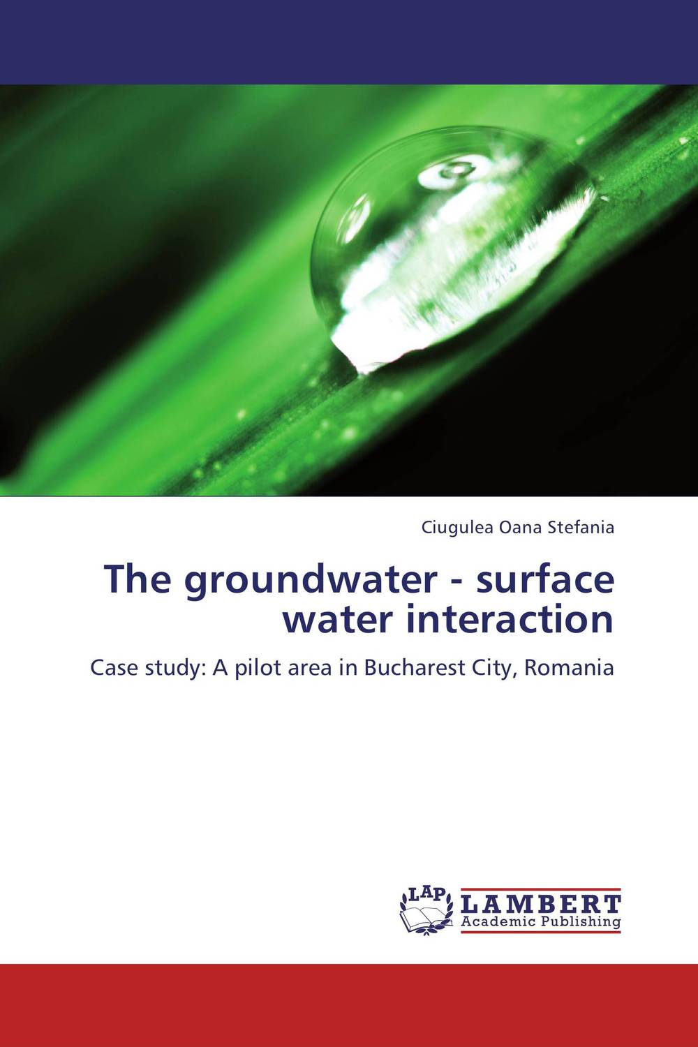 The groundwater - surface water interaction surface and ground water interaction