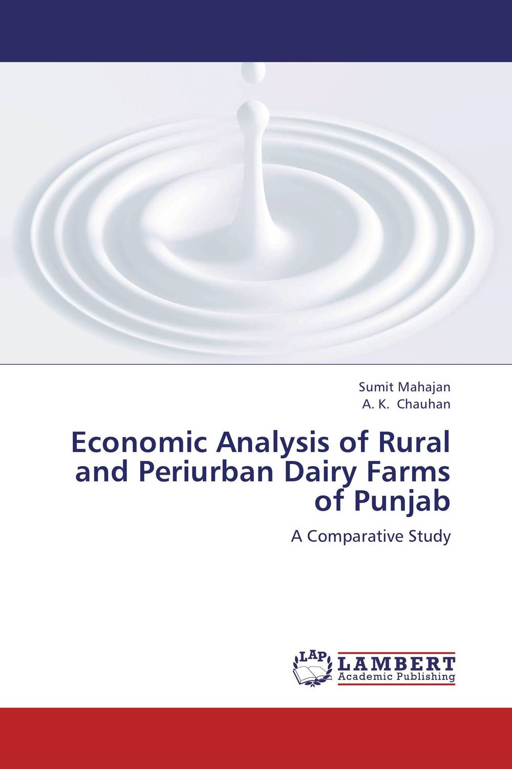 Economic Analysis of Rural and Periurban Dairy Farms of Punjab купить